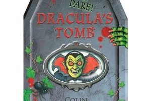 Book Review Dracula's Tomb