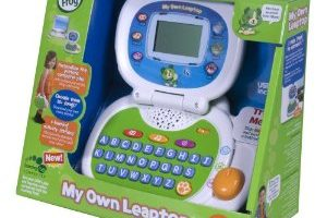 Product Review – Leapfrog Scout My Own Leaptop