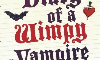 Book Review – Diary of a Wimpy Vampire