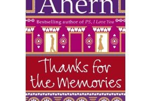 Book Review – Thanks For The Memories by Cecelia Ahern