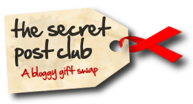 August Secret Post Club