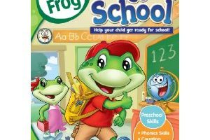 Product Review – Leap Frog – Let's Go To School DVD
