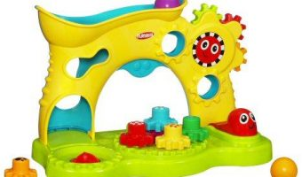 Product Review – Playskool Xplore 'N Grow Ball N Gear Centre