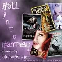 Book Blogger Event – Fall Into Fantasy