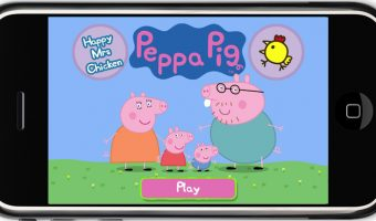Product Review – Peppa Pig App for the iPhone and iPod Touch