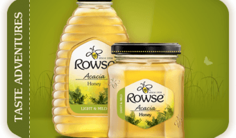 Product Review – Rowse Honey