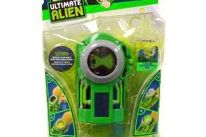 Product Review –  Ben 10 Ultimate Alien Disc Alien Ultimatrix