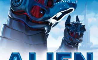 Book Review – Alien Storm by A.G. Taylor