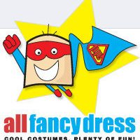 All Fancy Dress – Winner
