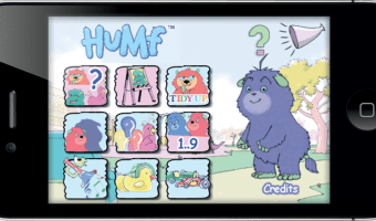 Review – Humf iPhone App