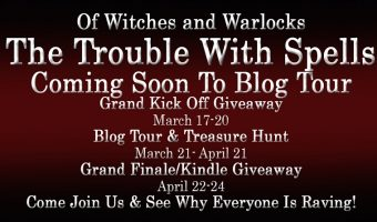 The Trouble With Spells By Lacey Weatherford – Take 2