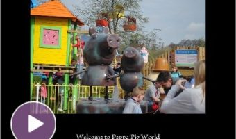 Our Visit to Peppa Pig World