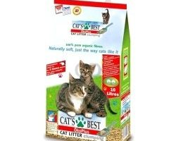 Pet Product Review – Cat's Best ÖkoPlus Clumping Litter