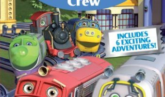 "DVD Review – Chuggington ""Traintastic Crew"""