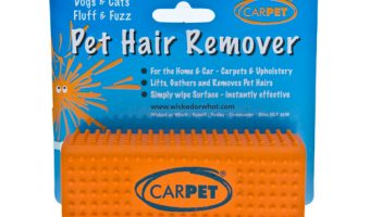 Pet Product Review – CarPet Pet Hair Remover
