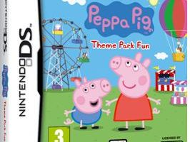 Review – Peppa Pig Theme Park Fun – Nintendo DS Game