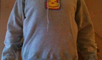 Review – Screen Printed Hoodie from tshirtprinting.net
