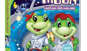 DVD Review & Giveaway – Leap Frog Maths Adventure to the Moon DVD