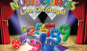 Numberjacks Live on Stage
