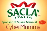 I'm Proud to Announce My Cybermummy Sponsor
