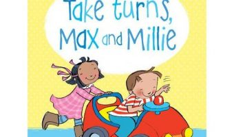 Children's Book Review – Take Turns, Max and Millie