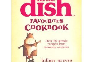 Review – Little Dish Favourites Cookbook