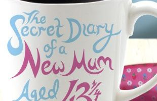Book Review – The Secret Diary of a New Mum Aged 43 1/4 by Cari Rosen