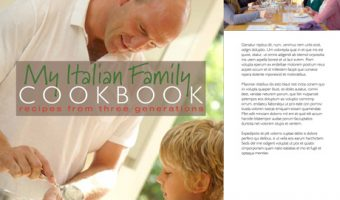 Review – Sacla` Lawrence Dalaglio My Italian Family Cookbook