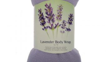 Review –  Zhu-Zhu Lavender Body Wrap