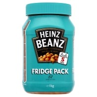 Review – Heinz Beanz Fridge Pack