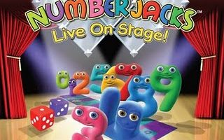 Numberjacks – Live on Stage