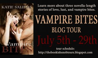 Blog Tour – Vampire Bites by Katie Salidas