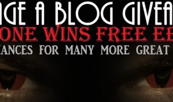 Menage A Blog Giveaway – The Trouble With Spells