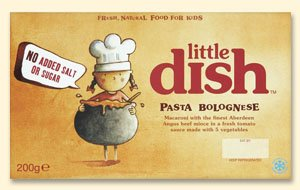 Review – Little Dish Pasta Bolognese