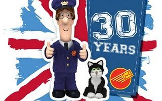 Can you believe Postman Pat turns 30