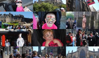 Highlights from Edinburgh Festival
