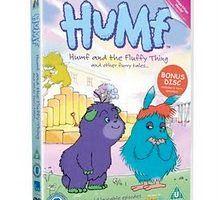 And The Winner of the Humf DVD is…