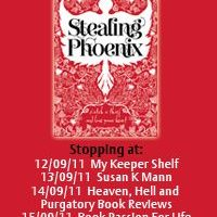 Stealing Phoenix Blog Tour – Yves' Playlist