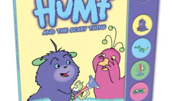 Children's Book Review – Humf and the Scary Thing