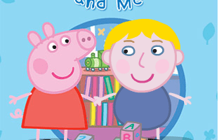 Book Review – Personalised Peppa Pig Book