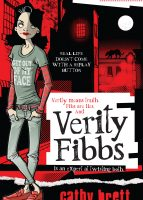Halloween Book Review – Verity Fibbs By Cathy Brett