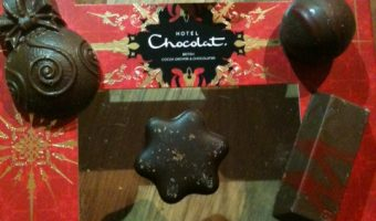 Review And Giveaway Hotel Chocolat