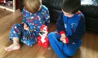 Toy Review – Red Rover
