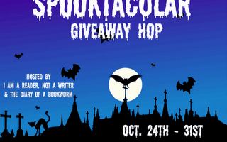 And the winner of the Spooktacular Giveaway is…