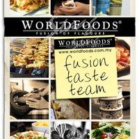 World Foods Fusion Taste Team – Challenge 6