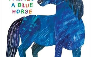 Children's Book Review – The Artist Who Painted A Blue Horse