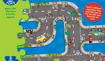 Review – Orchard Toys Giant Road Jigsaw