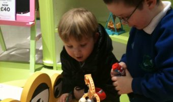 A Trip To The New Mothercare in Coatbridge