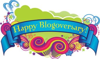 Happy Second Blogoversary