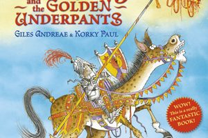 Childrens Book Review – Sir Scallywag and the Golden Underpants
